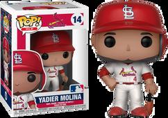 MLB Baseball - Yadier Molina Pop! Vinyl Figure