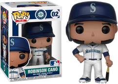 MLB Baseball - Robinson Cano Pop! Vinyl Figure
