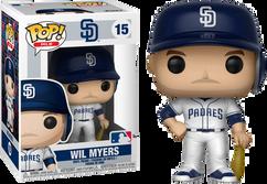 MLB Baseball - Wil Myers Pop! Vinyl Figure
