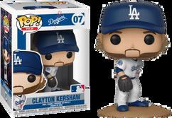 MLB Baseball - Clayton Kershaw Pop! Vinyl Figure