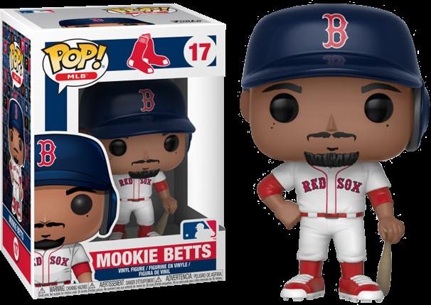 87e83e1b5da MLB Baseball - Mookie Betts Pop! Vinyl Figure
