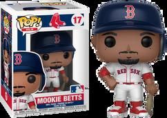 MLB Baseball - Mookie Betts Pop! Vinyl Figure