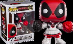 Deadpool - Cheerleader Deadpool US Exclusive Pop! Vinyl Figure