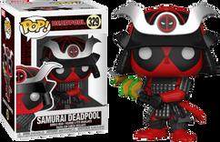 Deadpool - Samurai Deadpool US Exclusive Pop! Vinyl Figure
