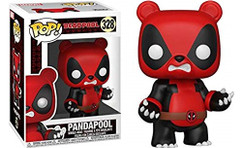 Deadpool - Pandapool US Exclusive Pop! Vinyl Figure