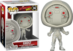 Ant-Man and the Wasp - Ghost Pop! Vinyl Figure