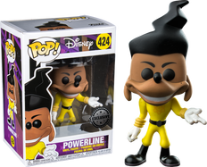 A Goofy Movie - Powerline US Exclusive Pop! Vinyl Figure