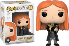 Harry Potter - Ginny Weasley with Diary Pop! Vinyl Figure
