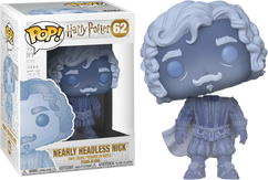 Harry Potter - Nearly Headless Nick Translucent Pop! Vinyl Figure