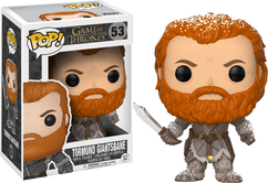 Game of Thrones - Tormund Giantsbane Snow Covered US Exclusive Pop! Vinyl Figure