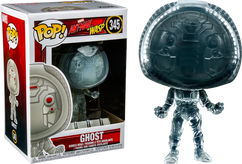 Ant-Man and the Wasp - Ghost Translucent US Exclusive Pop! Vinyl Figure