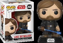Star Wars Episode VIII: The Last Jedi - Luke Skywalker Final Battle Pop! Vinyl Figure