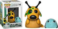 Wetmore Forest - Slog with Grub Pop! Vinyl Figure