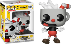 Cuphead - Cuphead (New Pose) US Exclusive Pop! Vinyl Figure