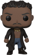Black Panther (2018) - Erik Killmonger with Scars Pop! Vinyl Figure