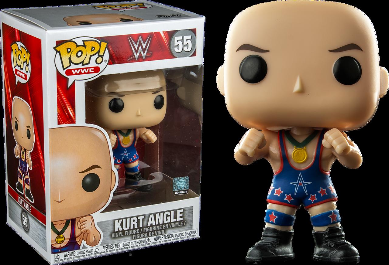 WWE Kurt Angle POP Vinyl-NEW EN STOCK