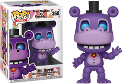 Freddy Fazbear's Pizzeria Simulator - Mr Hippo Pop! Vinyl Figure