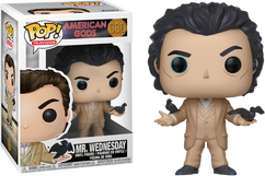 American Gods - Mr. Wednesday Pop! Vinyl Figure