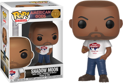 American Gods - Shadow Moon Pop! Vinyl Figure