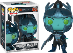 Dota 2 - Phantom Assassin Pop! Vinyl Figure