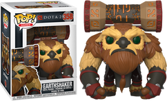 Dota 2 - Earthshaker US Exclusive Pop! Vinyl Figure
