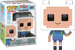 Adventure Time - Finn Minecraft Pop! Vinyl Figure