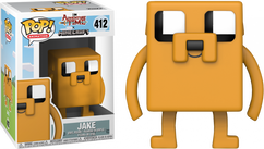 Adventure Time - Jake Minecraft Pop! Vinyl Figure