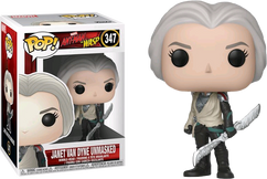 Ant-Man and the Wasp - Janet Van Dyne Unmasked US Exclusive Pop! Vinyl Figure