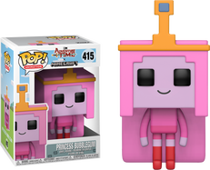Adventure Time - Princess Bubblegum Minecraft Pop! Vinyl Figure