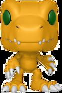 Digimon - Agumon Pop! Vinyl Figure