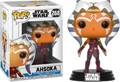 Star Wars: Clone Wars - Ahsoka Pop! Vinyl Figure