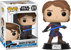 Star Wars: Clone Wars - Anakin Skywalker Pop! Vinyl Figure