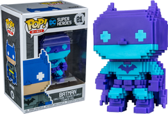 Batman - Batman NES 8-Bit US Exclusive Pop! Vinyl Figure