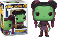 Avengers 3: Infinity War - Young Gamora Pop! Vinyl Figure