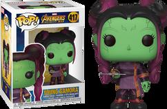 Avengers 3: Infinity War - Young Gamora Pop! Vinyl Figure