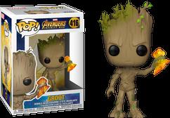Avengers 3: Infinity War - Groot with Stormbreaker Pop! Vinyl Figure