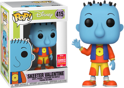 Doug - Skeeter Valentine SDCC18 Pop! Vinyl Figure