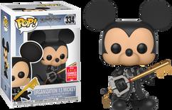 Kingdom Hearts - Mickey Organisation 13 Unhooded SDCC18 Pop! Vinyl Figure