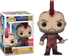 Guardians of the Galaxy: Vol. 2 - Kraglin SDCC18 Pop! Vinyl Figure