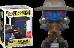Star Wars: The Clone Wars - Cad Bane SDCC18 Pop! Vinyl Figure