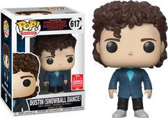 Stranger Things - Dustin in Snow Ball Outfit SDCC18 Pop! Vinyl Figure
