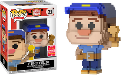 Wreck-It-Ralph - Fix It Felix 8-Bit SDCC18 Pop! Vinyl Figure