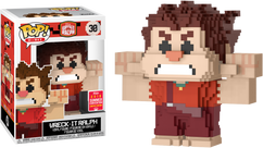 Wreck-It-Ralph - Ralph 8-Bit SDCC18 Pop! Vinyl Figure