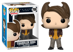 Friends - 80's Chandler Bing Pop! Vinyl Figure