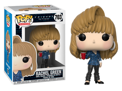 Friends - 80's Rachel Green Pop! Vinyl Figure