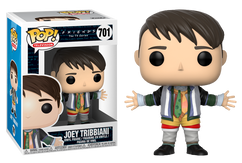 Friends - Joey Tribbiani In Chandler's Clothes Pop! Vinyl Figure