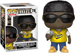 Notorious B.I.G. - Notorious B.I.G. in Jersey Pop! Vinyl Figure