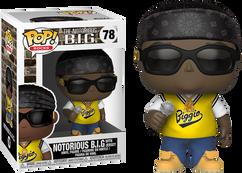 Notorious B.I.G. - Notorious B.I.G. in Jersey Pop! Vinyl Figure