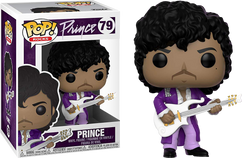 Prince - Purple Rain Pop! Vinyl Figure