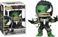 Venom - Venomized Hulk Pop! Vinyl Figure